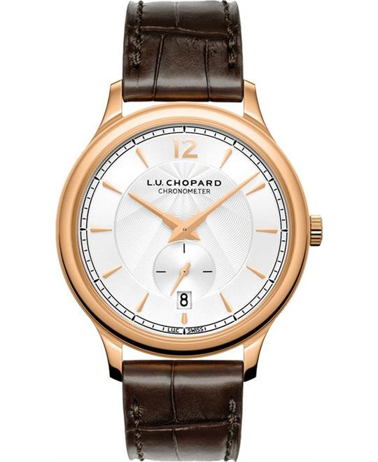 Chopard L.U.C Xps 1860 161946-5001 18k Limited Edition 40mm