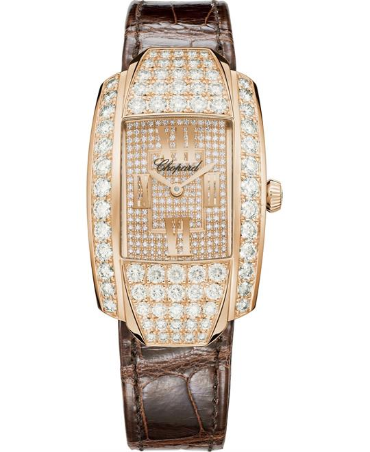 Chopard La Strada 419403-5007 Diamonds 44.8x26.1mm
