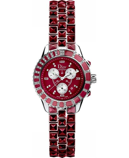Christian Dior Christal CD11431GM001 Watch 38