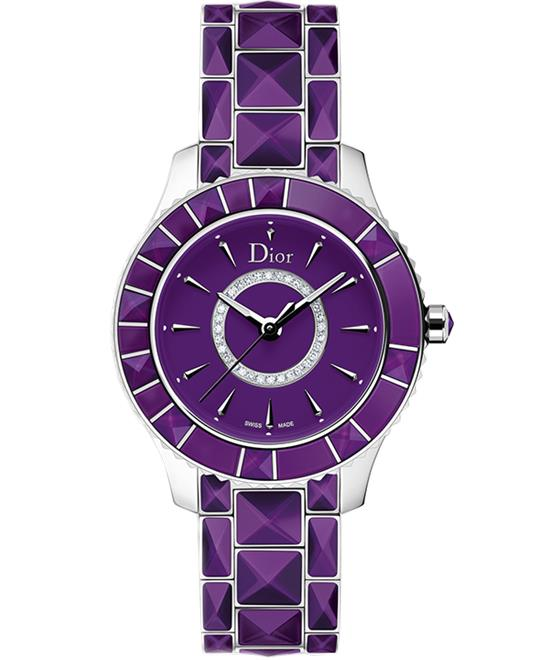 Christian Dior Christal  CD143112M001 Quartz Watch 33