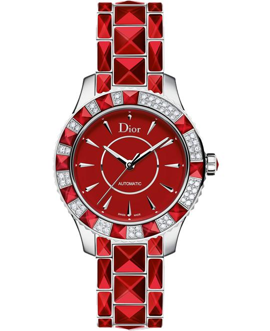 Christian Dior Christal CD144514M001 Automatic 38