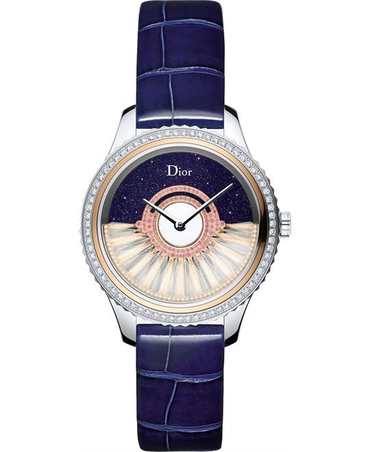 CHRISTIAN DIOR GRAND CD153B23A001 BAL PLUME 36