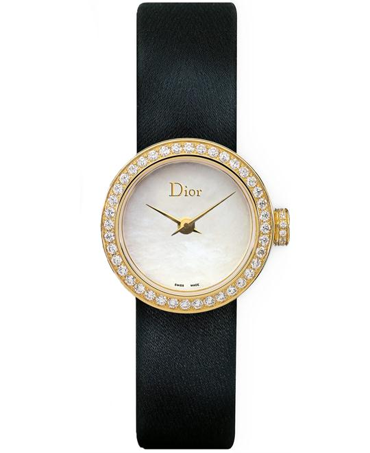 Christian Dior La D De Dior CD040150A001 Quartz Watch 19