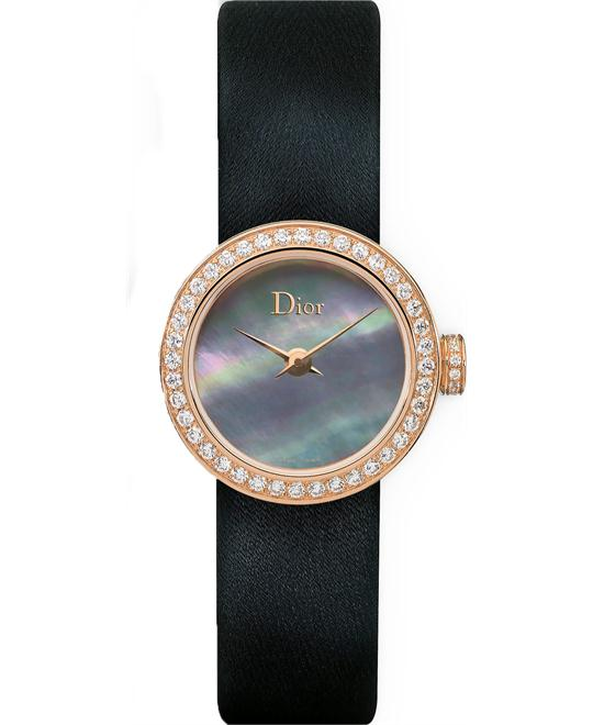 Christian Dior La D De Dior CD040170A001 Quartz Watch 19