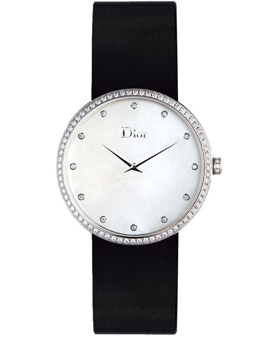 Christian Dior La D De Dior CD043114A001 Quartz 38