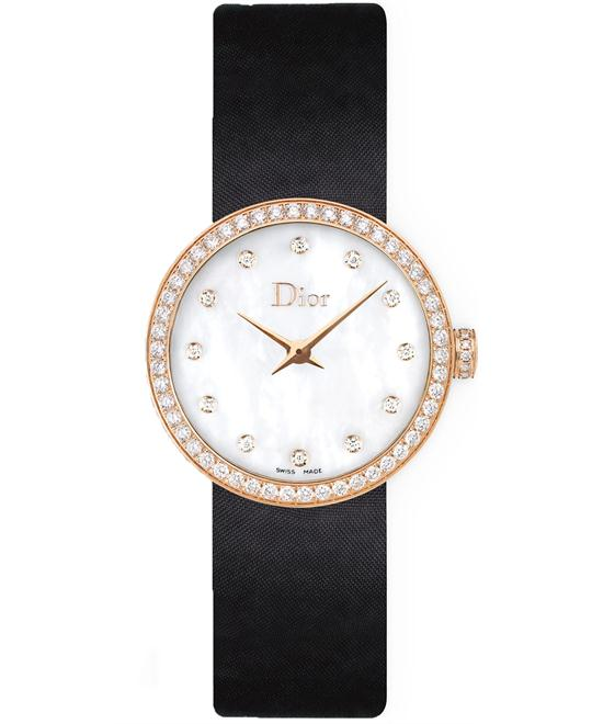Christian Dior La D De Dior CD047170A001 Watch 25