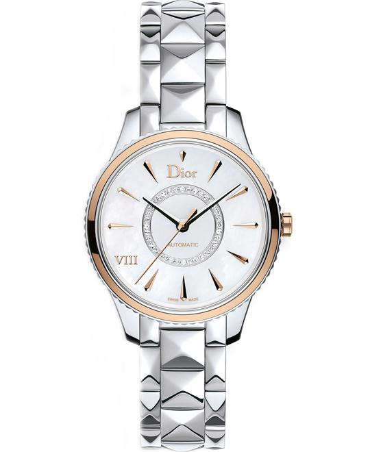 Christian Dior VIII CD1535I0M001 Pink Gold 36mm