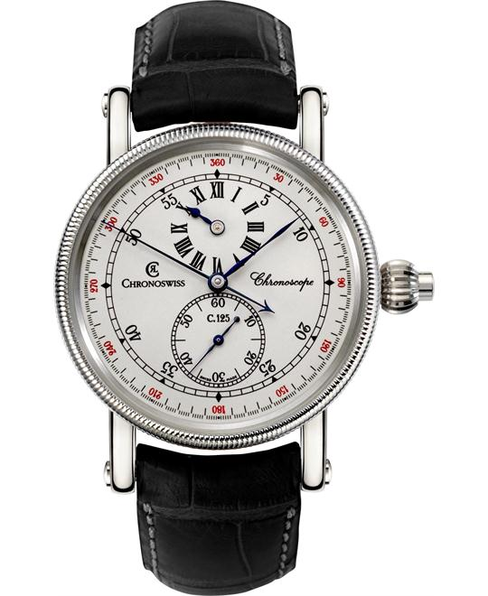 Chronoswiss Chronoscope CH-1520 Watch 38