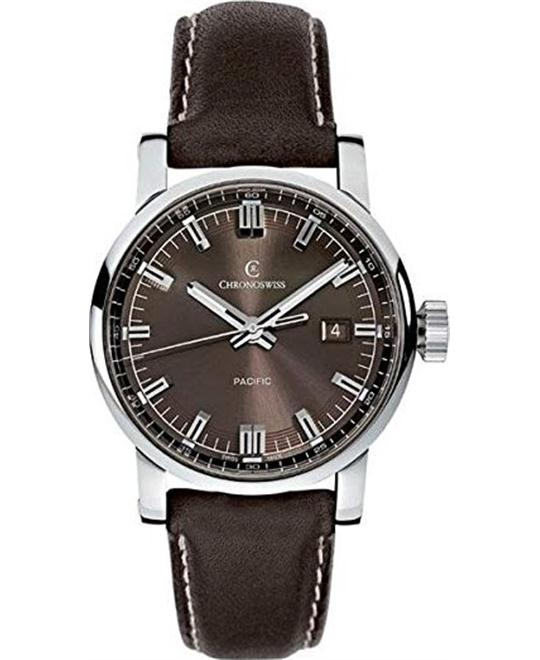 Chronoswiss Grand CH-2883-BR Automatic Watch 43