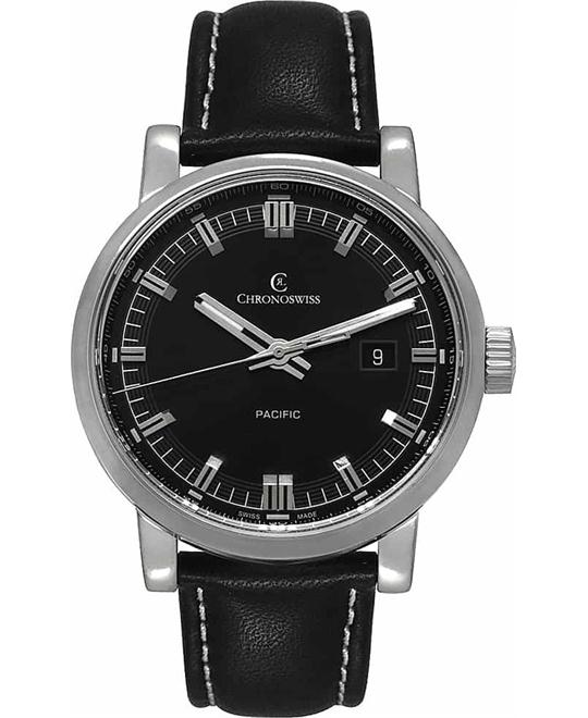 CHRONOSWISS GRAND CH-2883B-BK PACIFIC AUTOMATIC 43MM