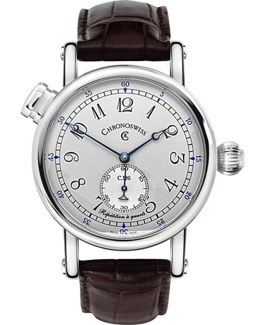 Chronoswiss Quarter CH1640 Repeater Watch 40