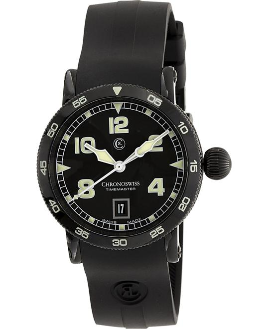 Chronowiss Timemaster CH-2855.1-BK Automatic 40