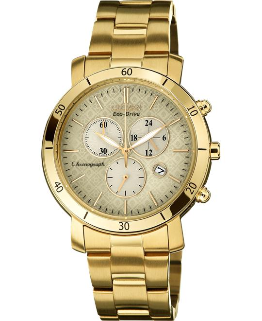 Citizen AML 3.0 Chronograph Eco-Drive Watch 41mm