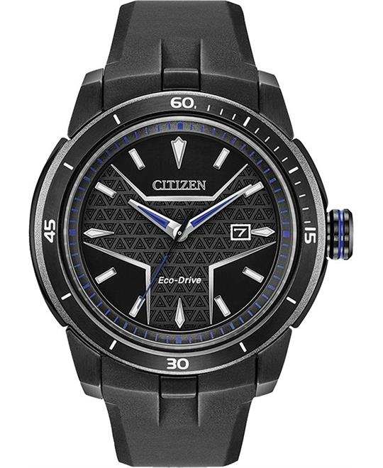 Citizen Black Panther Men's Watch 47mm