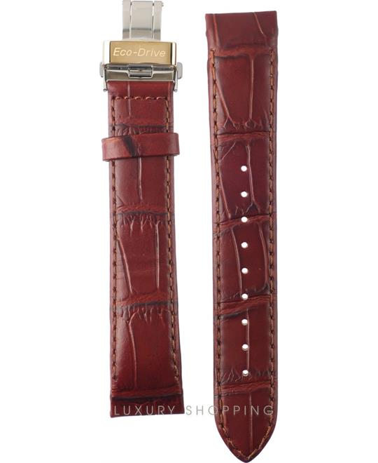 Citizen Brown Leather Strap 20/18