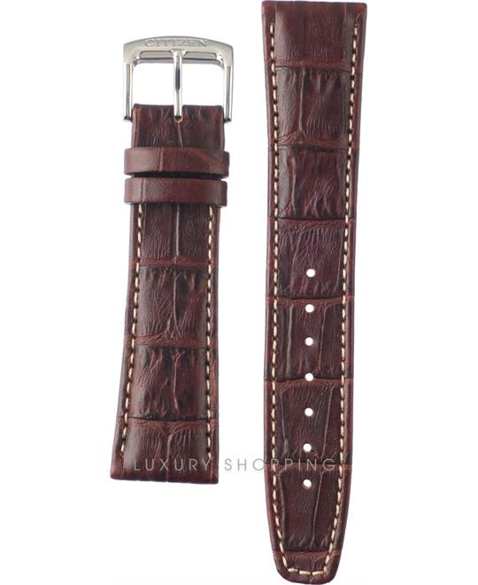Citizen Brown Leather Strap 21/19