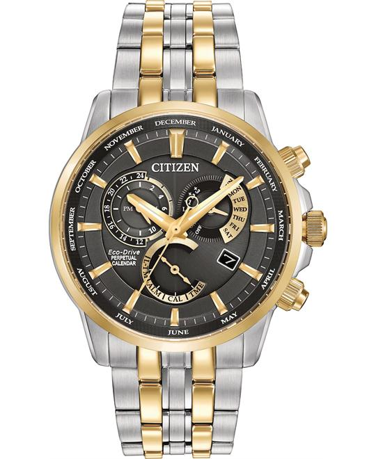 Citizen Calibre 8700 Perpetual Eco-Drive Watch 42mm