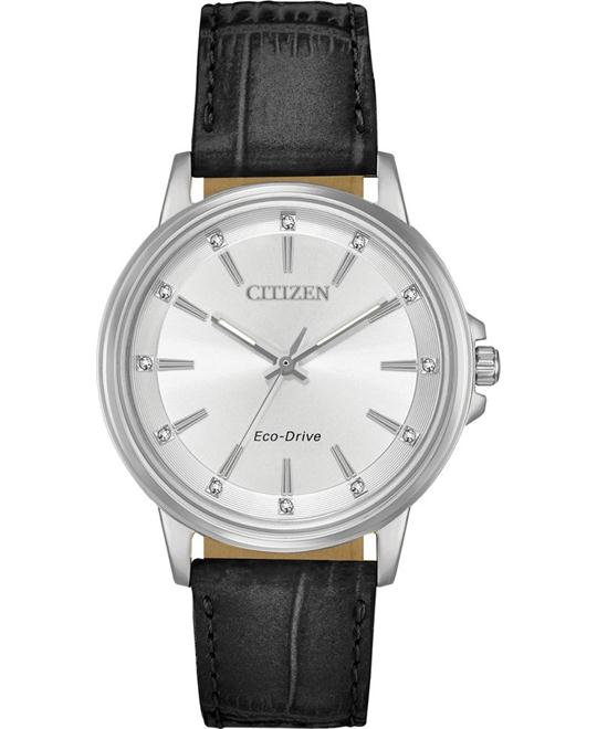 CITIZEN CHANDLER WOMEN'S WATCH 37MM