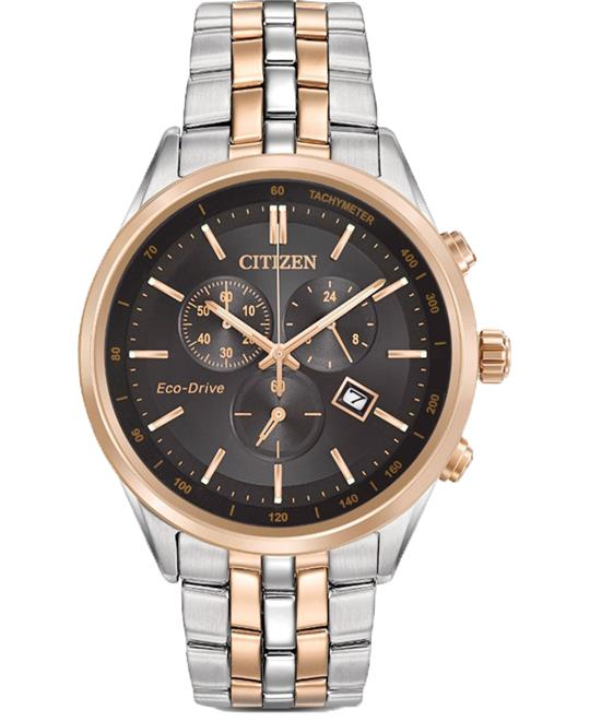 CITIZEN CORSO Collection Eco-drive Watch 42mm