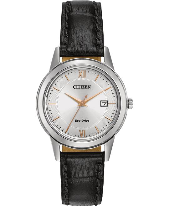 Citizen Corso Quartz Black Watch 28mm