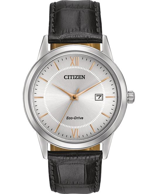 Citizen  CORSO Quartz Black Watch 40mm