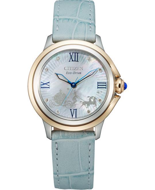 đồng hồ nữ Citizen Disney Cinderella Limited Edition 32mm