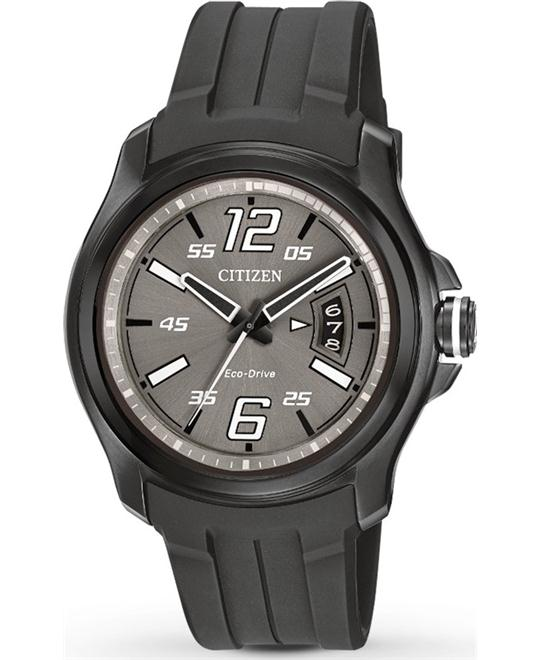 Citizen Drive HTM Black Men's Watch 43mm