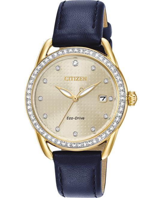 Citizen Drive Quartz Casual Watch 37mm