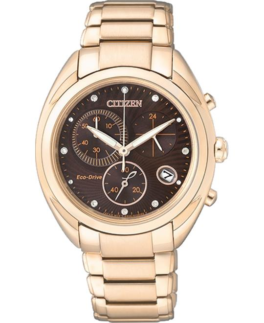 Citizen Eco-Drive Ladies Watch 34.5mm