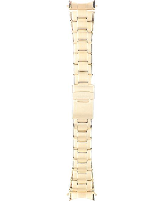 Citizen Gold Coated Steel Bracelet 22/18