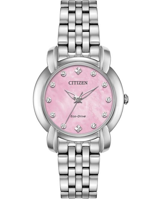Citizen Jolie Pink Women's Watch 30mm