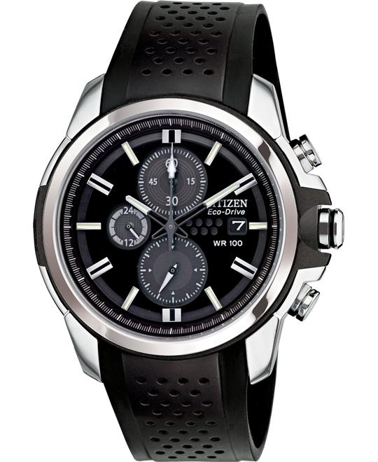Citizen Drive Eco-Drive AR 2.0 Chronograph Watch, 41mm