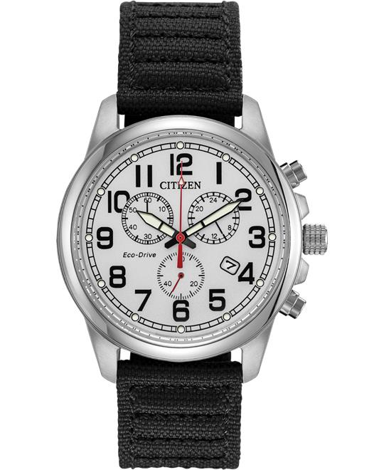 Citizen Military-inspired Watch 39mm