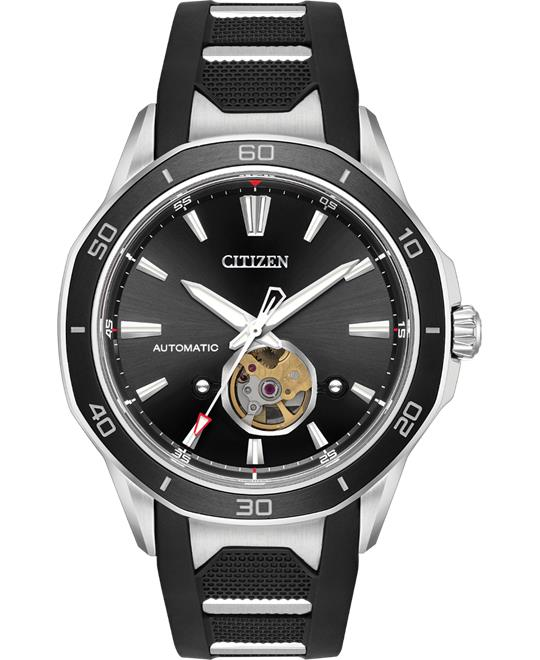 Citizen Octavia Signature Automatic Black Watch 44mm