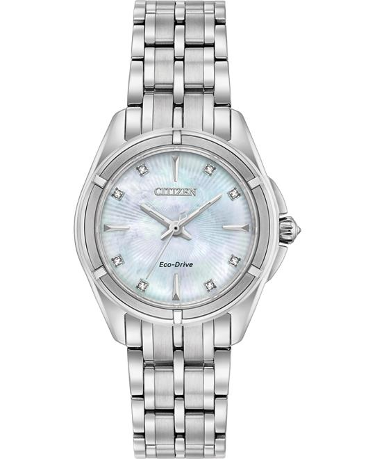 Citizen Prezia Diamond Watch 29mm