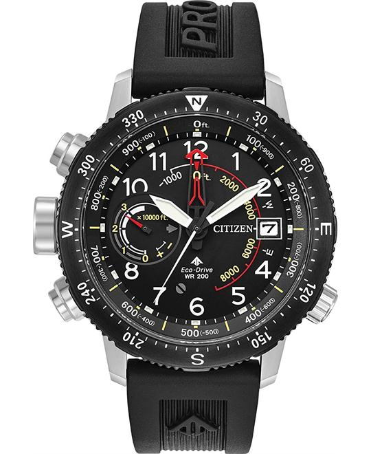 DONG HO NAM Citizen Promaster Altichron Men's Watch 46mm