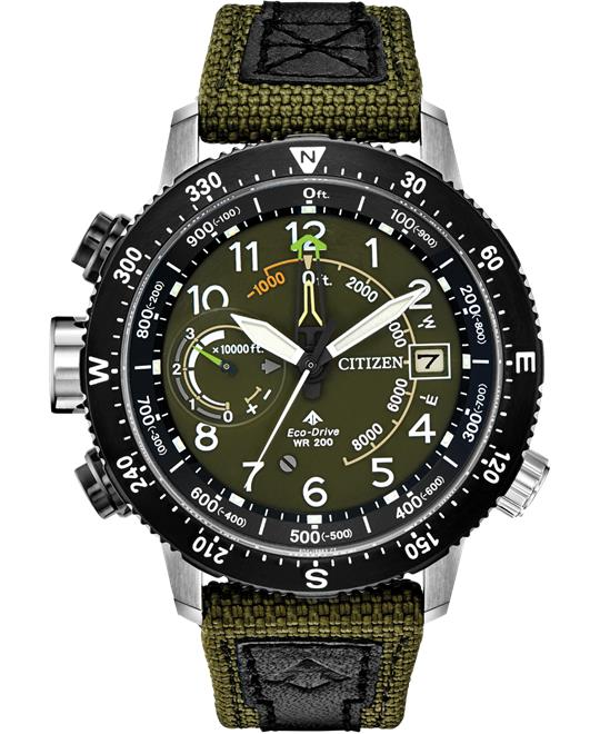 Citizen Promaster Altichron Watch 47