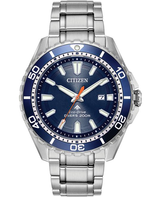 CITIZEN Promaster Diver Blue Watch 45mm