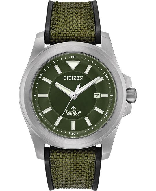 Citizen Promaster Tough Green Fabric Watch 42mm