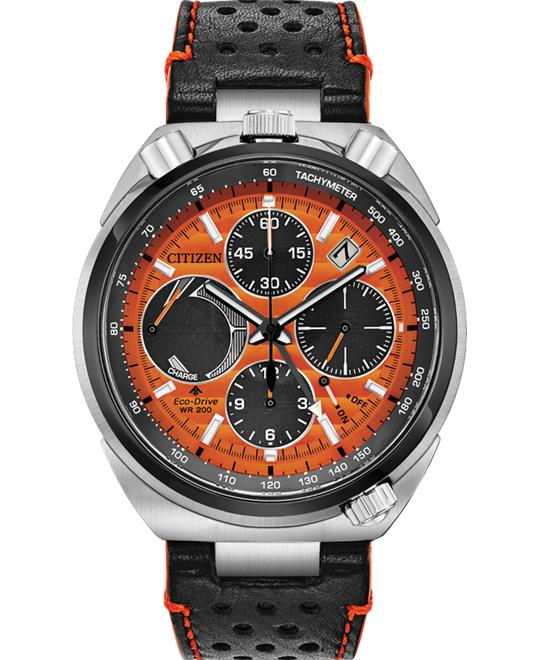dong ho nam Citizen Promaster Tsuno Chronograph Racer Watch 45mm
