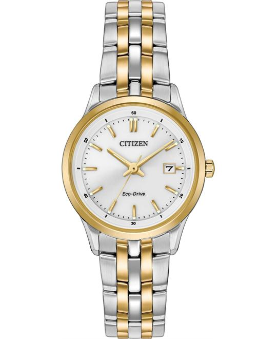 CITIZEN CORSO Sapphire Ladies Watch 28mm