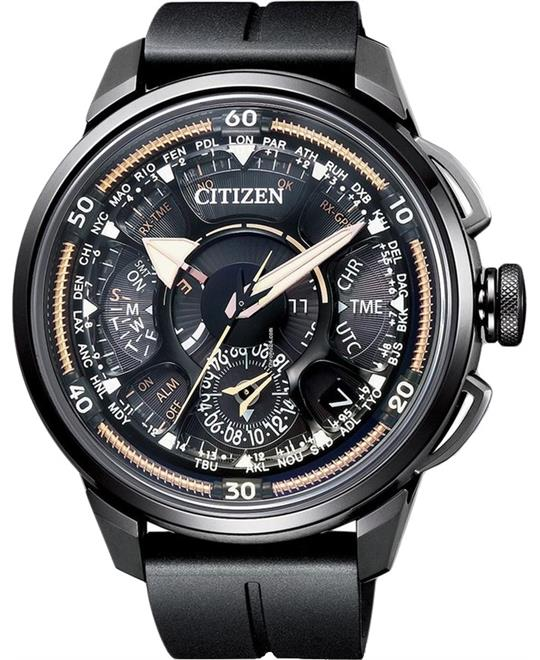 Citizen Satellite Wave 100th Anniversary Limited 49mm