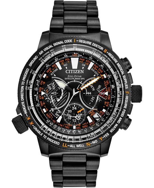Citizen Satellite Wave GPS Limited 47mm