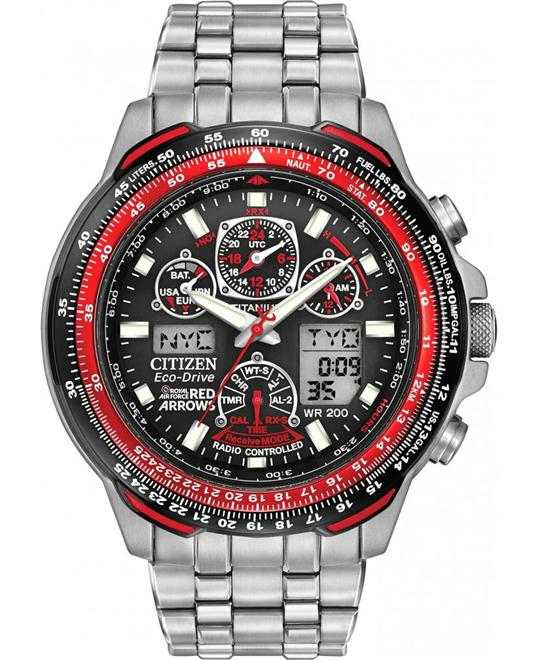 Citizen Skyhawk A-T Chronograph Perpetual Limited 47mm