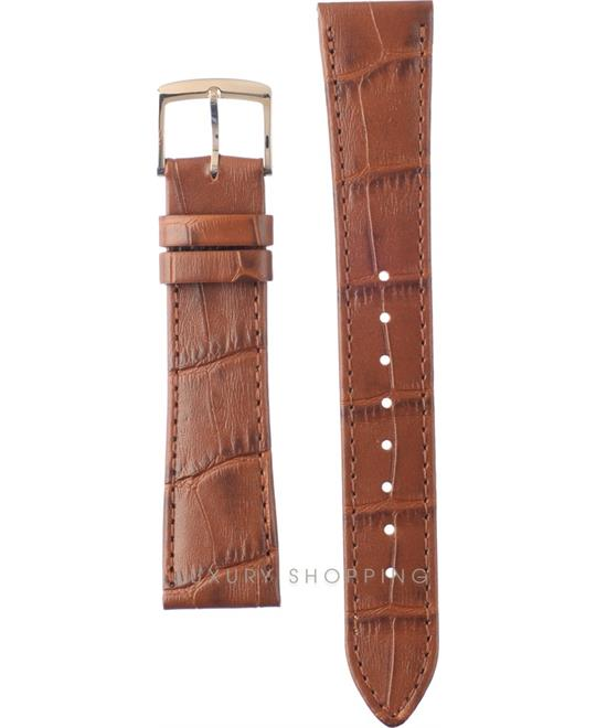 Citizen Stiletto Brown Leather Strap 19/16