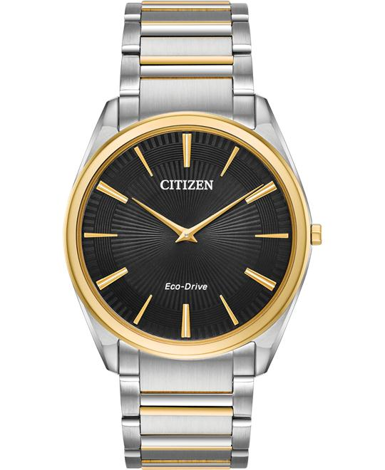 CITIZEN Stiletto Guilloche Watch 38MM