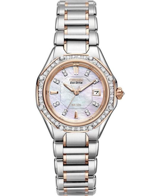 Citizen Octavia Diamond Collection Watch 28mm