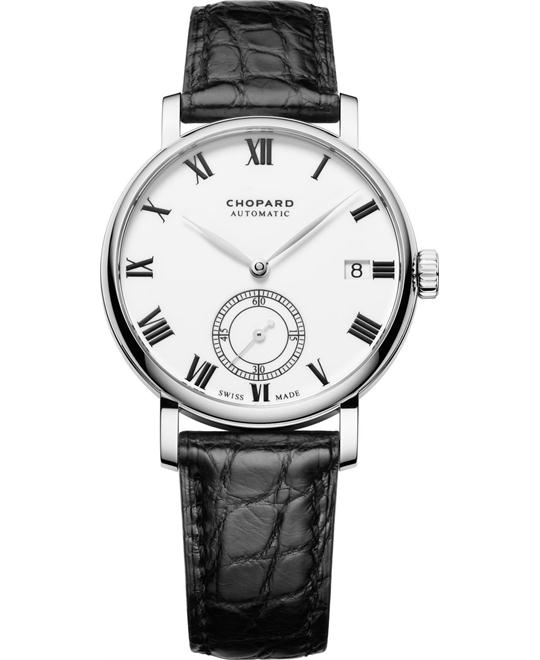 CLASSIC 161289-1001 MANUFACTURE 18K WHITE GOLD 38mm