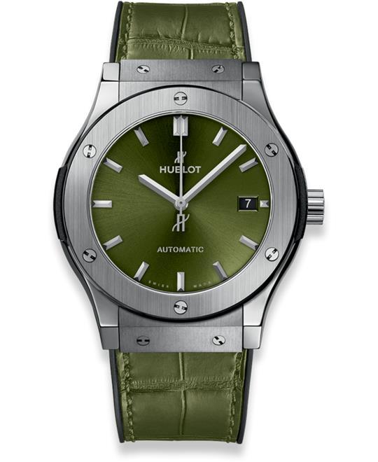 đồng hồ Hublot Classic Fusion 511.NX.8970.LR Titanium 45