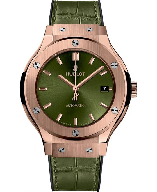 CLASSIC FUSION 565.ox.8980.lr GREEN KING GOLD 38